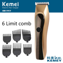 KEMEI Adult kids Portable Professional Electric Hair Trimmer Barber Styling Tools Shaving Clipper Cutting Machine For Men Women