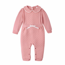 Brand Baby Clothes Pajamas Newborn Baby Rompers  Infant  Long Sleeve Jumpsuits Boys Girl Spring Autumn Clothes Wear