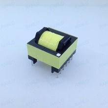 EC2824 horizontal 6+6pin SMPS high frequency transformer, push-pull, input 2.5V, output 14V 60W, frequency 40 kHz(China)