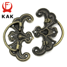 NED 30pcs Classical Bronze Tone Pattern Drawer Cabinet Desk Door Jewelry Box Pulls Handle Knobs With Furniture Hardware(China)