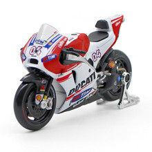 Maisto 1:18 Motorcycle Toy Model Diecast & Alloy Yamaha Honda Ducati Racing Motor Cycle Car Toys For Boys Brinquedos