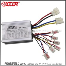 800W 36V DC Speed Controller Box for Electric Scooter Bike Brush Motor