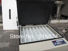 FAST Free shipping middle Screen plate vacuum exposure machine screen printing UV exposure unit equipment