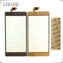 Buy Syrinx Tape Touch Panel Sensor Front Glass Panel Lens Touch Screen Digitizer elephone M3 Touchscreen Replacement Parts for $10.60 in AliExpress store