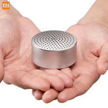 Xiaomi Bluetooth Wireless 4.0 Mini Speaker Portable Speaker Stereo Handsfree Music Square Box Mi Speaker Audio Original Xiaomi