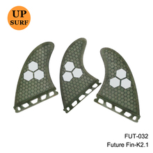 Future Fin Fibreglass SUP Surfboard Fins in Surfing Future M Size Surf Quilhas