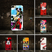 Mickey & Minnie lover cell phone Case Cover For Huawei P6 P7 P8 P9 P10 Lite Honor 3 4 4X 4C 7 V8 For LG G3 G4 G5