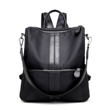 Women Backpacks for Teenage Girls Youth Daypacks New School Shoulder Bag Student Nylon Waterproof Laptop Multifunction Backpack(China)