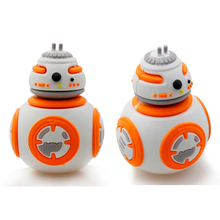 100% real capacity USB 3.0 brand usb flash drive star wars bb-8  pen drive 64gb 32gb pendrive 16gb 8gb flash drive memory stick