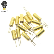 WAVGAT 10PCS Highly sensitive SW-520D SW520 ball switch angle Tilt switch vibration switch(China)