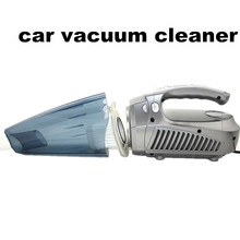 NEW Portable wet and dry Car vacuum cleaner 100W dual-use super suction(China)