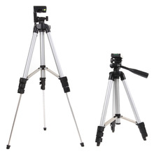 Wholesale Professional Camera Tripod Stand Holder For iPhone iPad Samsung Digital Camera+Table/PC Holder+Nylon Carry Bag