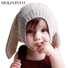 MOLIXINYU 2017 New Cotton Baby Winter Hat For Girls Cap Children Winter Cap Baby Girl Winter Hat Boys Hats Children Hat