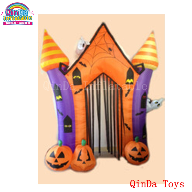 inflatable haunted house6