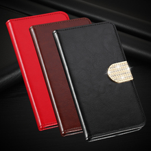 Buy Magnetic Wallet Leather Case Doogee Shoot 1 Flip Cover Case Doogee Shoot 1 Card slot Wallet for $3.64 in AliExpress store