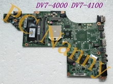 Original for hp dv7 motherboard 605496-001 DA0LX8MB6D0 main board DDR3 Integrated RAM full Tested