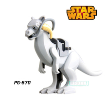 Buy 1PC Tauntaun Star Wars Limited Version Han Solo Building Blocks Children Classic Models Assemble Bricks Kids DIY Toys Xmas Gift for $3.22 in AliExpress store