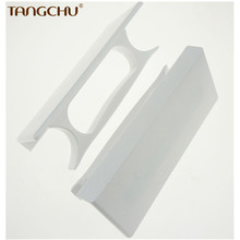 TANGCHU New Sugarcraft Fondant Smoothing Cake Decorating Plastic Moulds as Smoother Edge Polisher Kitchen Baking Tool for 2329