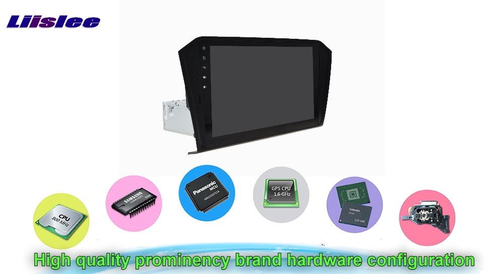 For VW PASSAT 2016 Car Multimedia TV DVD GPS Radio Original Style Navigation Android Advanced Big Screen Navi 2