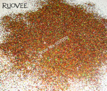 "1/64""(0.4MM)015inch Holographic Laser Gold Red Black Shining Nail Glitter Dust Powder for Nail Art Glitter Craft Decoration"