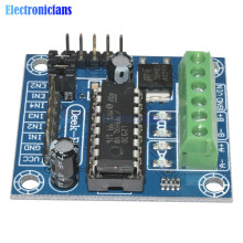 Mini 4-Channel Motor Drive Shield L293D Expansion Board Module High Voltage Current For Arduino UNO MEGA 2560