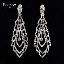 Glamorous Crystal Chandelier Earrings Wholesale Ideas - Chandelier ...