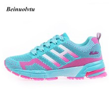 Super light sneakers women running shoes mesh sneakers sport trainers shoes breathable sneakers for women sports shoes