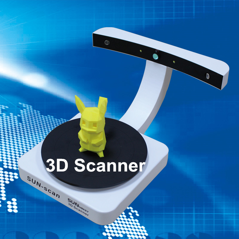 3D Printer Scanner By Sun-Scan