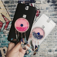 Buy Newest Colorful Case Cover Elephone P8000 Capa Fundas Dynamic Liquid Glitter Quicksand Soft TPU Jewelled Unicorn for $3.59 in AliExpress store