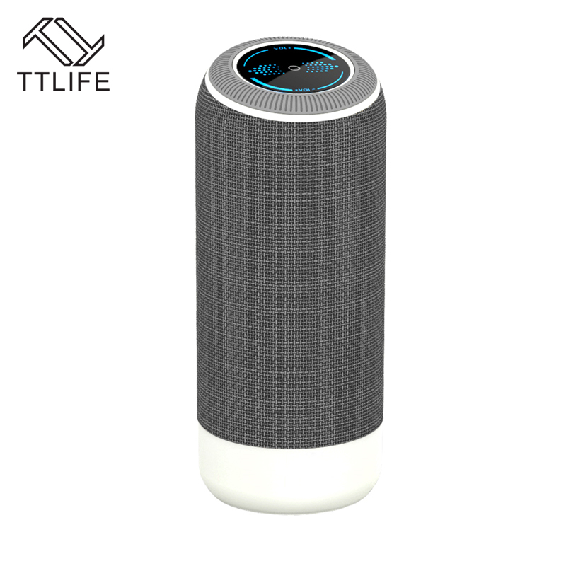 TTLIFE Sound Cup-S Bluetooth 4.1 Speaker 10W Wireless 360 Degree Surround Sound Stereo Sound Box NFC Super Bass Sport Subwoofer<br>