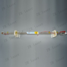 laser machine CO2 laser tube 80W max power 90w with 10000hours lifetime ZuRong(China)