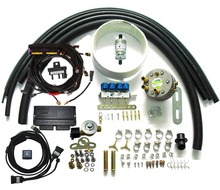 Petrol to Propane LPG sequential  Injection bi-fuel Conversion kits for 3 or 4 cylinders gasoline fuel injected vehicle