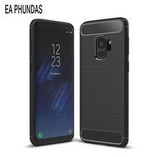 Buy EA PHUNDAS Soft Silicone TPU Cover Samsung Galaxy A3 A5 A7 2017 A320 A520 A720 A5 A7 A8 Plus 2018 A6 Plus Case Shockproof for $2.75 in AliExpress store