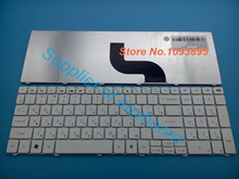 NEW Russian keyboard For Packard Bell Easynote MS2291 NEW90 NEW95 PEW71 White laptop Russian Keyboard