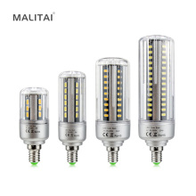 1X Constant Current No Flicker 85V-265V LED Corn lamp E14 5W 7W 9W 12W 15W 18W 20W SMD 5736 100LM/W Aluminum LED Spot light Bulb(China)