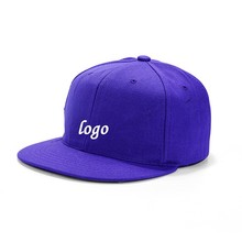Simple Plain Blank Snapback Caps Wholesale Custom Logo