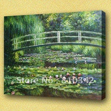 Claude Monet oil painting,drawing,wholesale,canvas art,decoration,famous paintings Monet15(China)