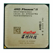 AMD Phenom II X3 710 2.6 GHz Triple-Core CPU Processor HDX710WFK3DGI Socket AM3