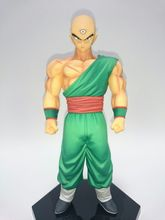 "Buy Free 6"" Dragon Ball Z Master Stars Piece MSP Tien Shinhan Boxed 15cm PVC Action Figure Collection Model Doll Toy Gift for $10.99 in AliExpress store"