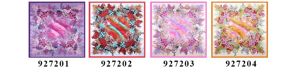floral print scarf (4)