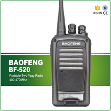 Hot Sell 5W Brand New UHF 400-470 16 CHS Baofeng BF-520 Black Cheap Walkie Talkie