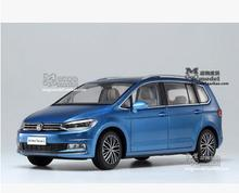 2016 All new Volkswagen Touran  L 1:18 car model alloy toy  VW original boy collection gift  SAIC Volkswagen Touring