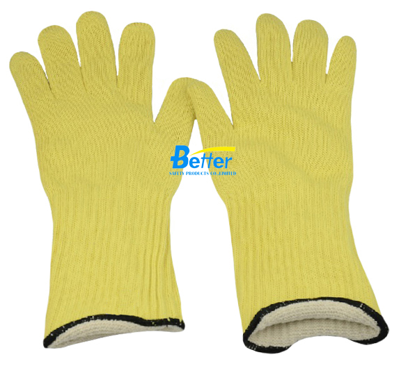 New 100% Aramid Fiber Max 350 Centigrade Heat Resistant  Work Gloves<br><br>Aliexpress
