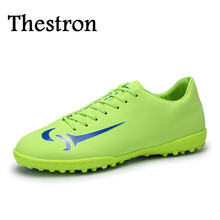 Thestron Football Shoes Men 2016 Training Shoes Sport New Arrival Soccer Boys Shoes Good Quality Mens Football Sneakers
