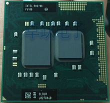 Original INTEL CPU P6100 SLBUR 2.0G/1M 100% HM55 PM55 QM55 chips original IC processor laptop(China)