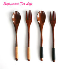 Wooden Spoon Bamboo Kitchen Cooking Utensil   New Arrival High Quality Hot  Tool Soup Teaspoon Catering Free Shipping Nov 24