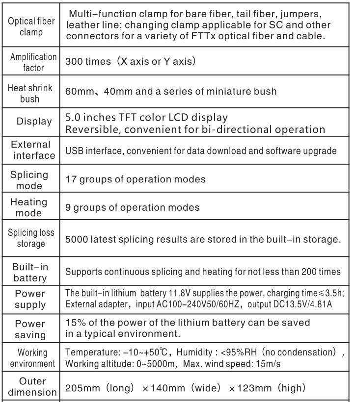 A-81S Fusion splicer -2