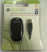 PC Wireless Controller Gaming USB Receiver Adapter For Microsoft XBOX 360 For Windows XP/7/8/10