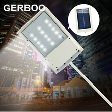 Buy 15 LED Solar Sensor Lighting Solar Lamp Powered Panel LED Street Light Outdoor Path Wall Emergency Lamp Security Spot Light for $18.32 in AliExpress store