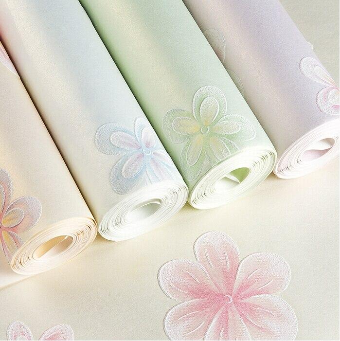 3d flower wallpaper 2015 seller high recommend good quality promotion price papel de parede<br>